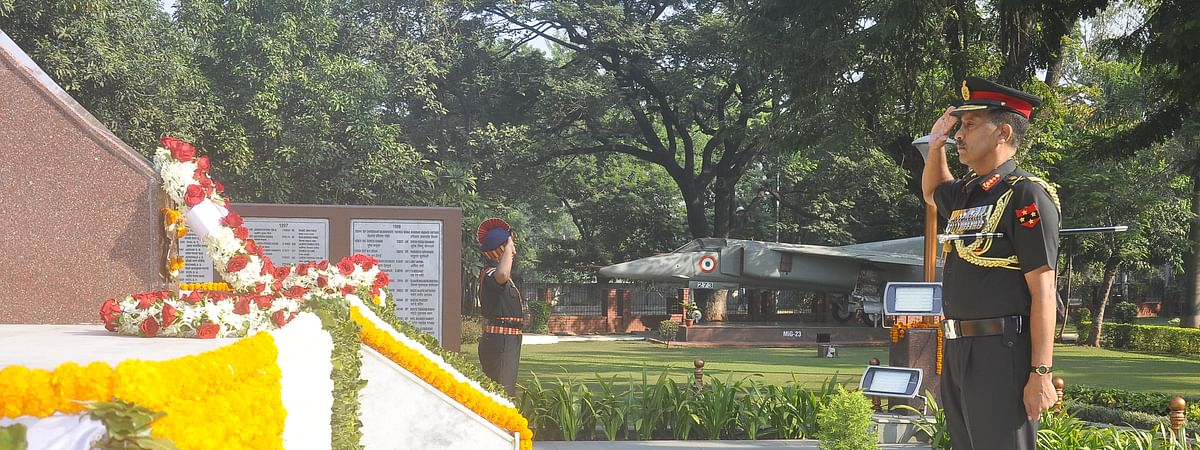Army Day: Southern Command holds wreath-laying ceremony in Pune