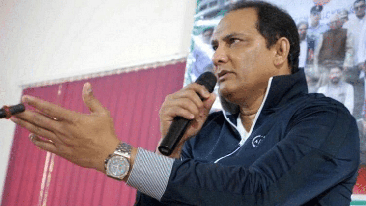 Former Indian captain Azharuddin, two others booked for cheating in Mah
