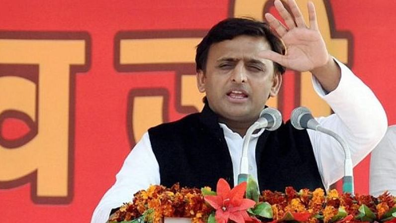 With CAA, BJP moving from 'vikas' to 'vinash': Akhilesh