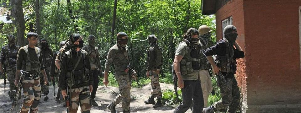 Security forces launch search operation in Kupwara