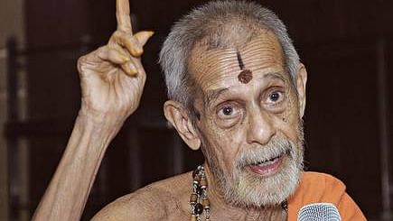 Sants welcome Padma Vibhushan Award posthumously to Swami of Pejavar Mutt