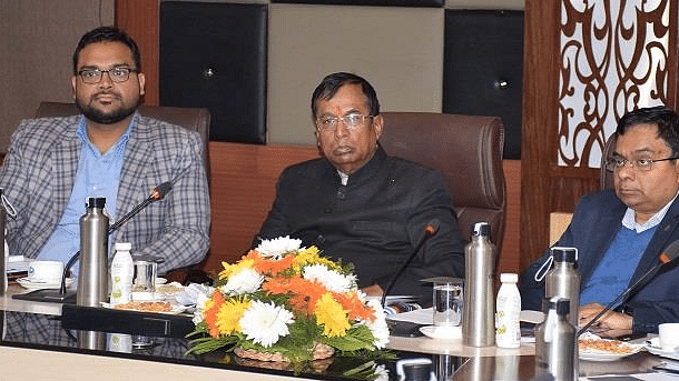 GoI working towards overall development of J&K: Parkash