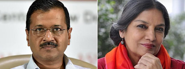 Shabana Azmi accident: Kejriwal prays for fast recovery