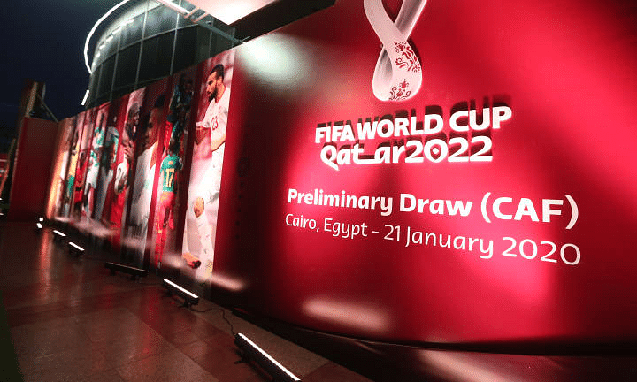 Tough 2022 FIFA World Cup qualifying draw for Namibia