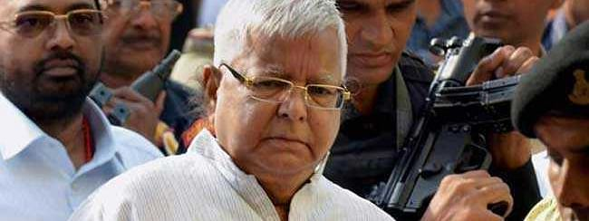 Fodder Scam: Lalu Yadav appears before special CBI court