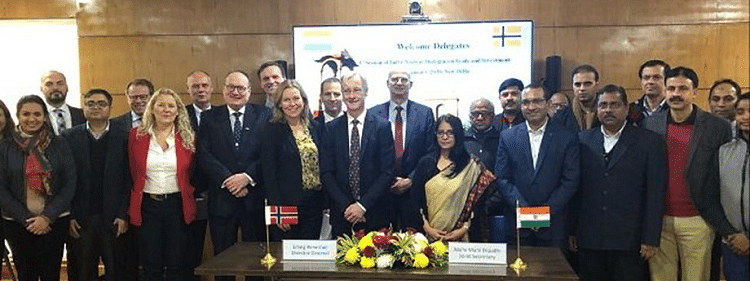 India, Norway exchange views on investment opportunities