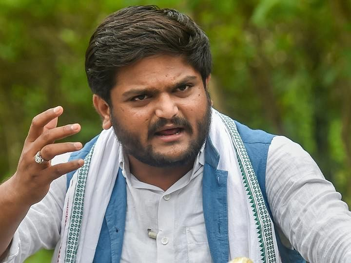 Hardik Patel arrested after issuance of NBW in sedition case