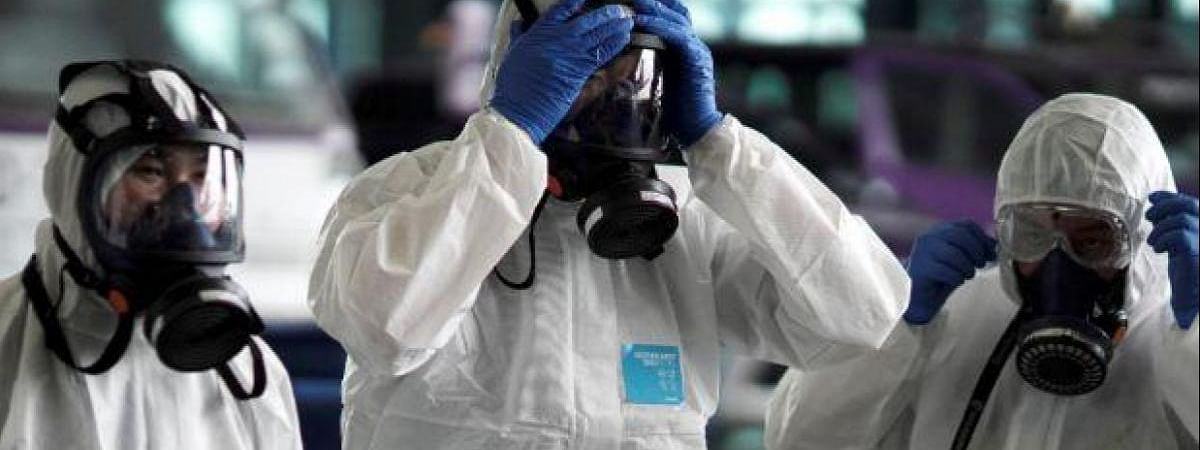 Death toll from Coronavirus Virus rises to 132; 6,000 Infected