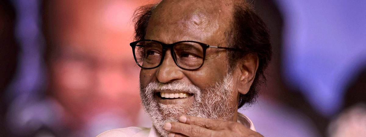 IT Department drops case against Rajinikanth