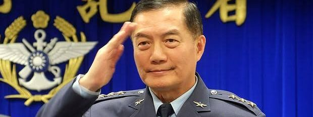 Top Taiwan army chief dies in copter crash