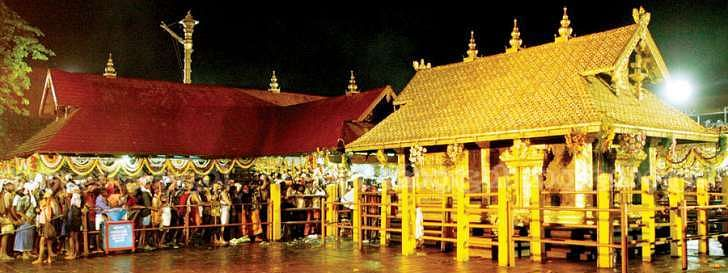Malaysian Ringgit No.1 in foreign currencies donated in Sabarimala
