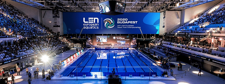 European Water Polo Championships starts in Budapest