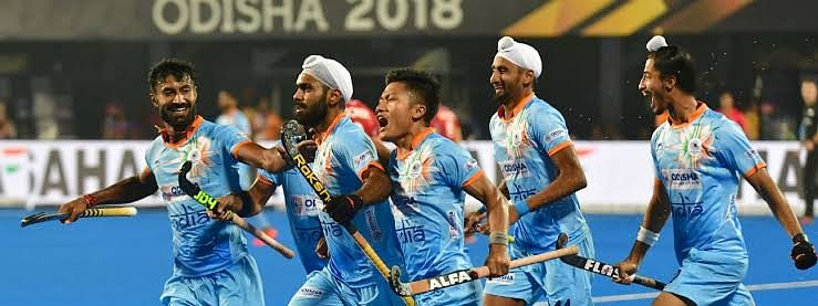 Hockey India announces men's team for FIH Pro League 2020