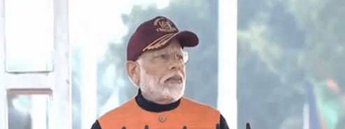 It is India's responsibility to give citizenship to persecuted minority: Modi