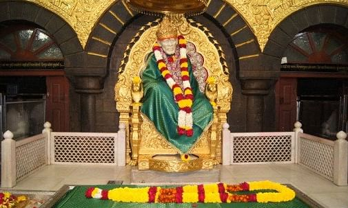 Row over Sai Baba's birthplace leads to the closure of Shirdi temple