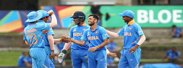 ICC U-19 WC: Bishnoi stars as India thrash Japan by 10 wickets