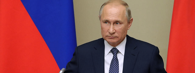 Putin's Bill restricts Russia's President term to max two for a person