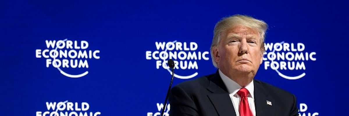Davos, Donald and depression