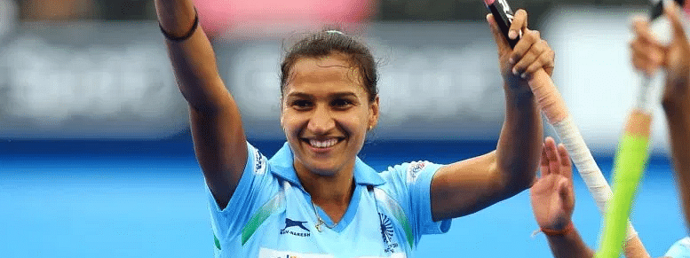 Playing against higher-ranked teams will boost Olympic preparation: Rani Rampal