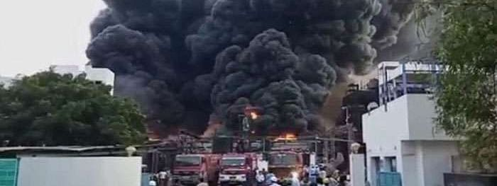 Five dead, 15 injured in Gujarat oxygen factory blast