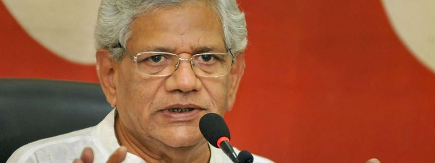 All parties should join hands against CAA: Yechury