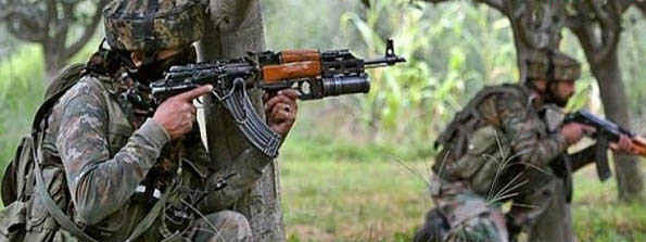 Pakistan violates ceasefire on LoC, Indian Army retaliates