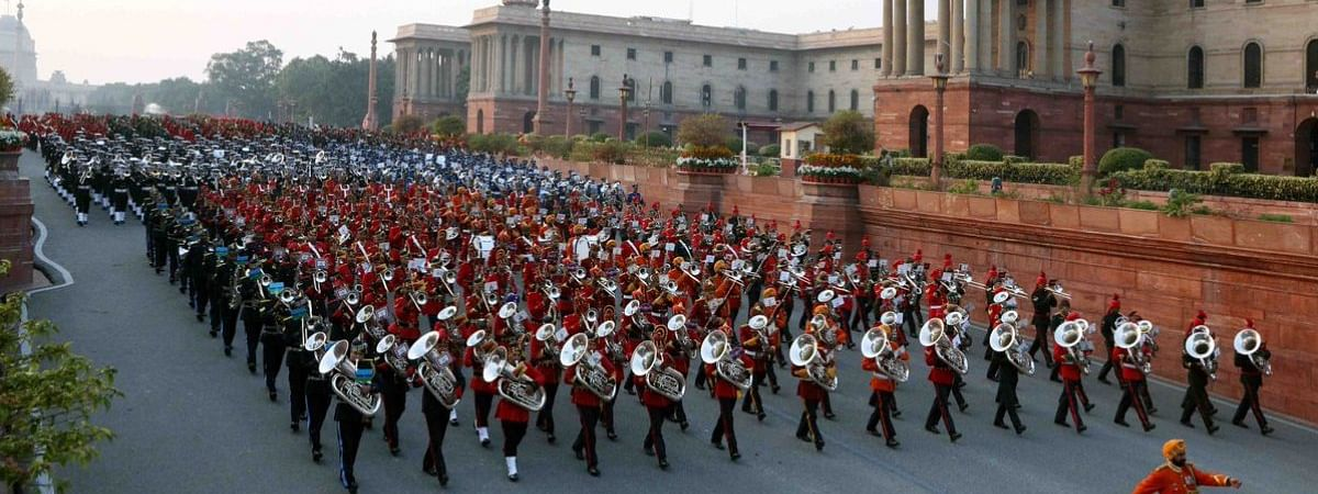 REPUBLIC DAY- A CELEBRATION OF BAND MUSIC!