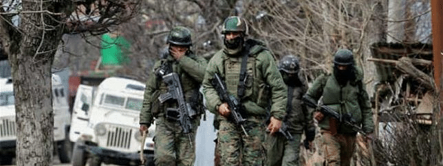 CASO continues in Pulwama; SOG jawan, soldier killed