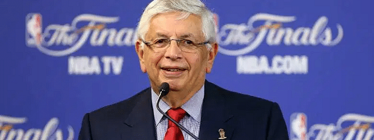 Former NBA commissioner David Stern dies at age of 77