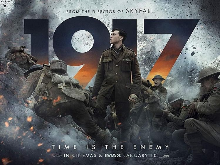 """""""1917"""" : Meticulous, Breathless and Stirring!"""