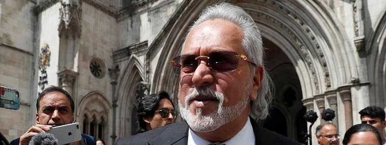 UK court orders sale of Mallya's luxury yacht