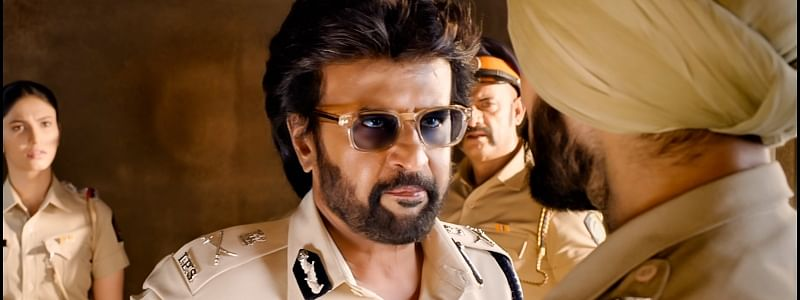 Rajini will comeback as bad cop of '90s in Darbar