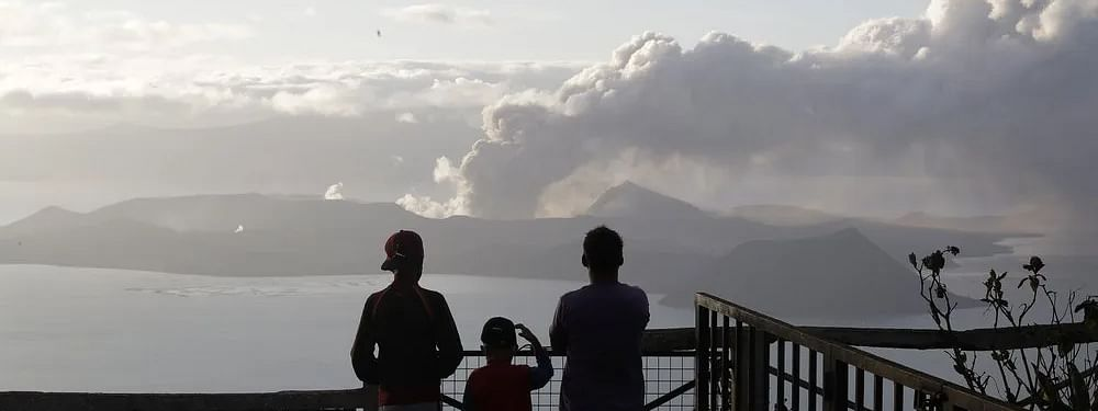 Philippines needs face masks to protect against volcano: UN