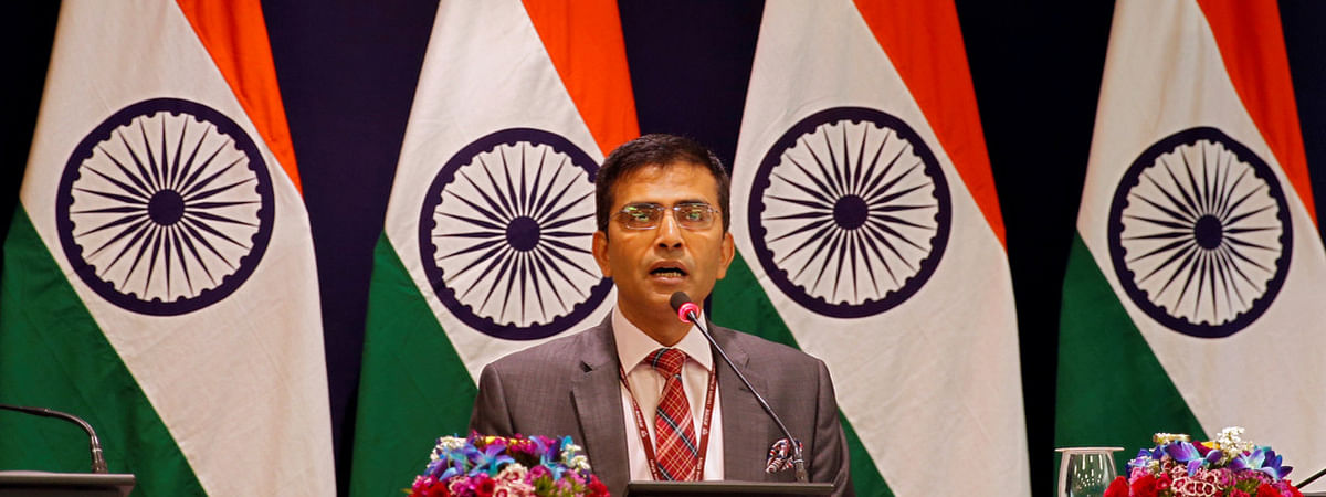 India calls for direct talks to resolve Israel-Palestine issues