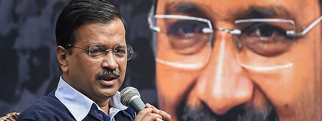 Delhi to decide whether I am son or Terrorist?: Kejriwal's tit-for-tat to BJP
