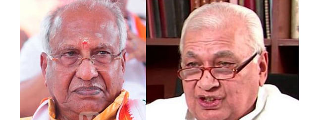 O Rajagopal's criticism on Governor throws BJP into crisis in Kerala