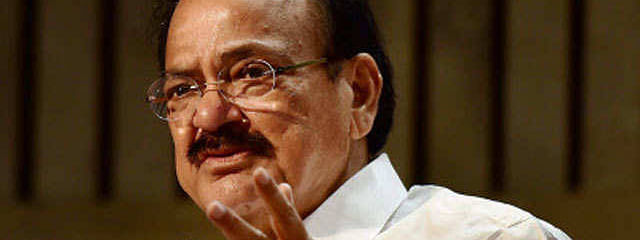 Effective steps soon to be to checkmate role of money power: Venkaiah