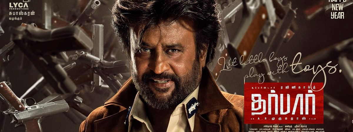 Rajinikanth's 'Darbar' in Rs.150 Cr club in first week