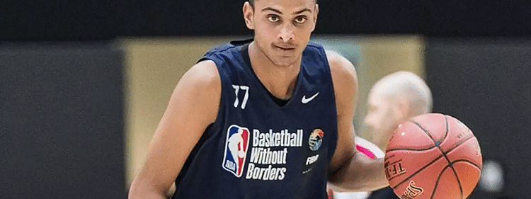 Break from NBA helps Princepal win gold for Punjab