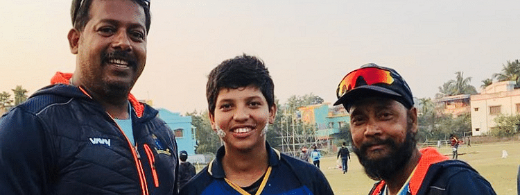 Siliguri girl Richa in India T20WC team