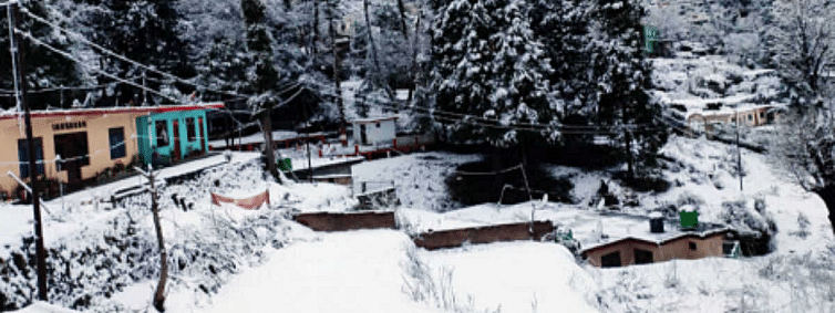 HP to experience heavy snowfall during next two days
