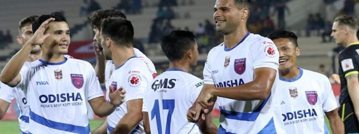 Odisha FC out to consolidate top-four spot against FC Goa