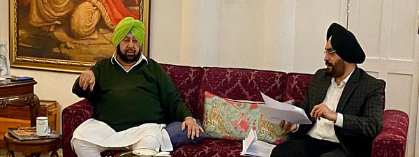 Capt Amarinder, NHAI chairman meet, agree to expedite starting work