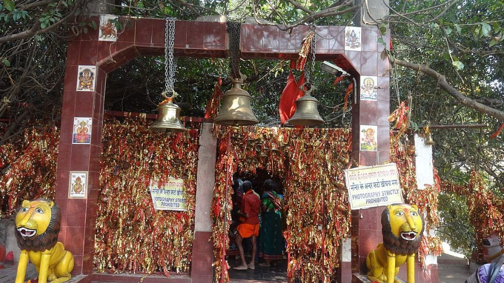 Sambalpur to have India's biggest bell at Mata Ghanteshwari temple