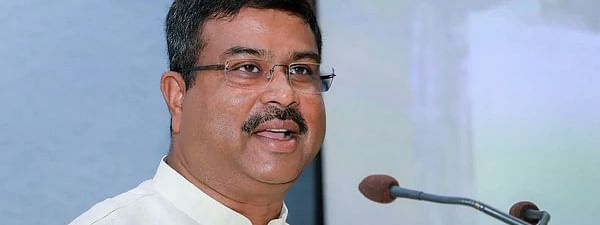 Oil Minister Pradhan says not to panic, India has enough crude oil reserves