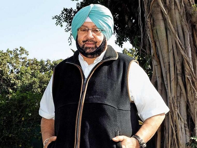 No question of withdrawing free power to farmers: Capt Amarinder