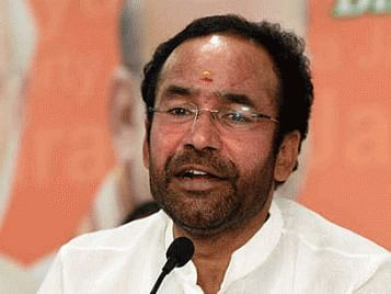NCRI & CBC should play an important role in cyber threats : Kishan Reddy