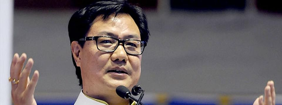 Govt planning to re-start national camps from May end: Rijiju