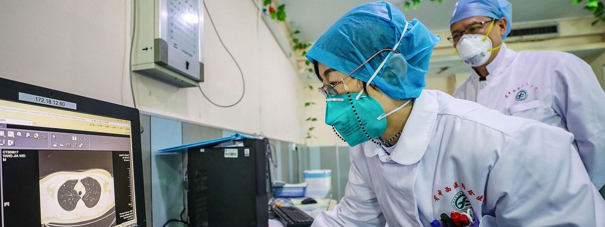 China Shares Five Coronavirus Genome Sequences With US: Research Institute