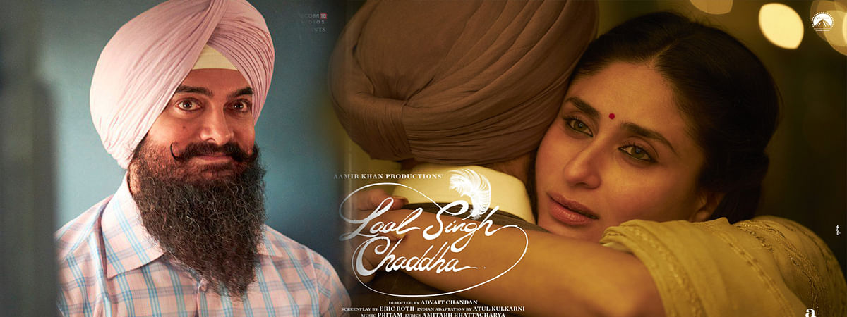 Laal Singh Chaddha first look launched on Valentine's Day